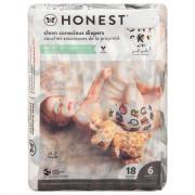 Honest Giraffe Diapers Size 6