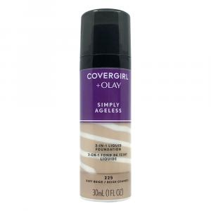 Covergirl Simply Ageless 3-In Buff Beige Liquid Foundation