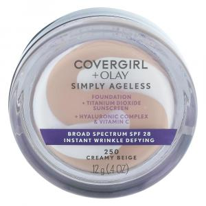 Covergirl Simply Ageless Foundation Creamy Beige