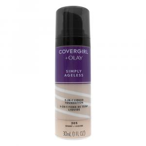 Covergirl Simply Ageless Ivory 3-In Liquid Foundation