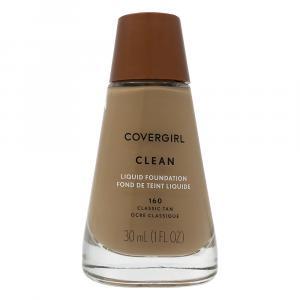 Covergirl Clean Liquid 160