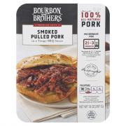 Bourbon Brothers Smoked Pulled Pork