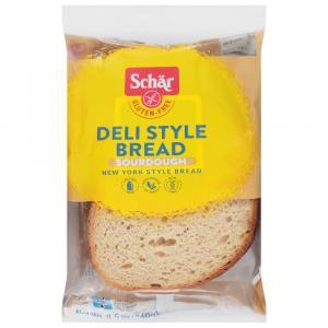 Schar Gluten Free Deli Style Bread