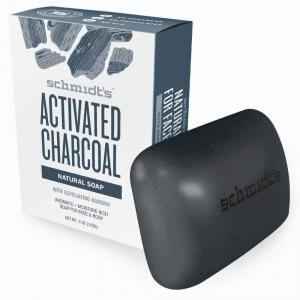 Schmidt's Activated Charcoal Natural Soap