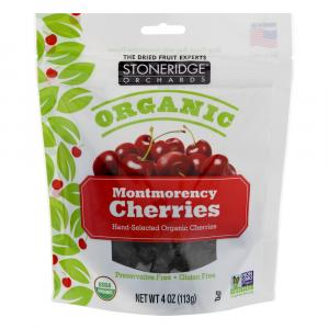 Stoneridge Orchards Organics Dried Montmorency Cherries