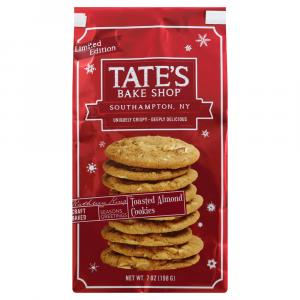 Tate's Bake Shop Toasted Almond Cookies