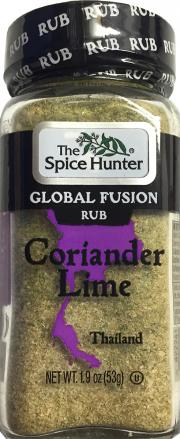 The Spice Hunter Coriander Lime