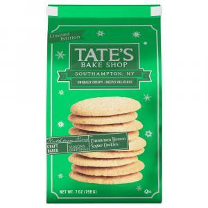 Tate's Bake Shop Limited Edition Cinnamon Brown Sugar Cookie
