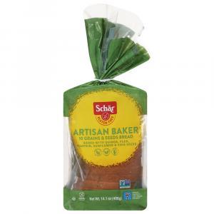Schar Artisan Baker 10 Grains & Seeds Bread