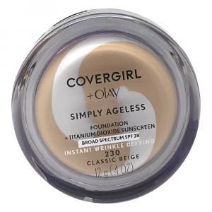 Covergirl Simply Ageless Foundation Classic Beige
