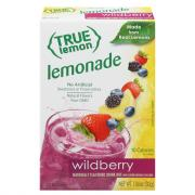 True Lemon Wildberry Lemonade Drink Mix