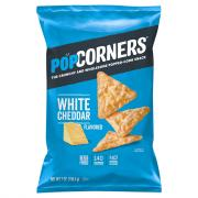 Pop Corners Cheddar Feel-Good Gluten Free Popped Corn Chips