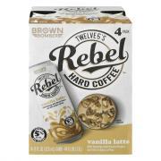 Brown Bomber Hard Latte Vanilla