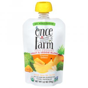 Once Upon A Farm Organic Tropical Greens
