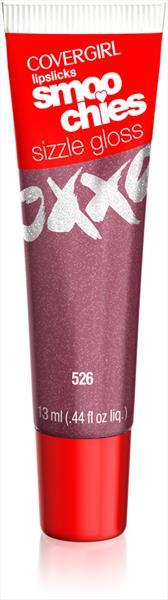 Covergirl Smooch Sizzle GLS Violet Flare Shade 526