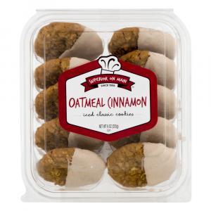 Superior on Main Oatmeal Cinnamon Iced Cookeis