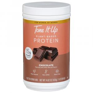 Tone It Up Plant Based Protein Powder Chocolate