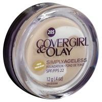 Covergirl Simply Age Foundation 205