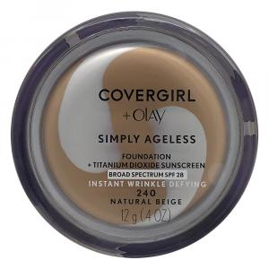 Covergirl Simply Ageless Foundation Natural Beige