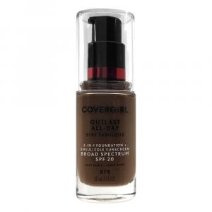 Cover Girl Outlast Stay Fabulous Foundation Soft Sable