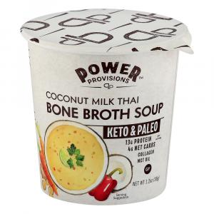 Power Provisions Coconut Milk Thai Bone Broth Soup