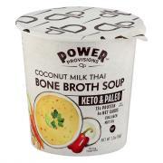 Power Provisions Coconut Milk Thai Bone Broth Soup
