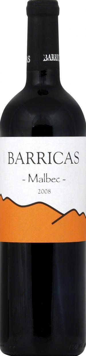 Barricas Malbec
