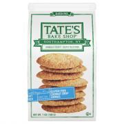 Tate's Gluten Free Coconut Crisp Cookies