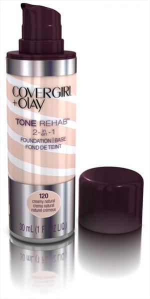 Covergirl Olay Foundation Tonerehab C