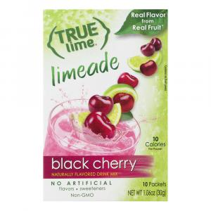 True Lime Black Cherry Limeade Sticks