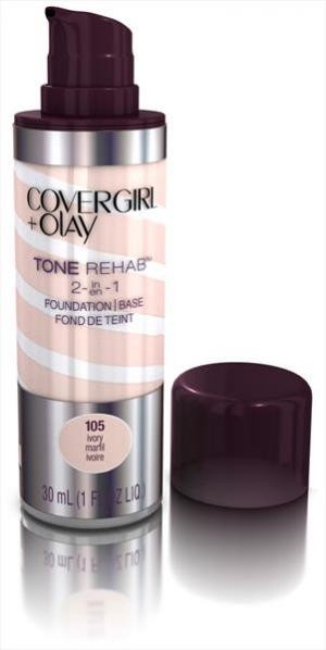 Covergirl Olay Foundation Tonerehab I