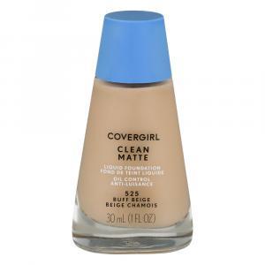 Covergirl Clean Liquid 525