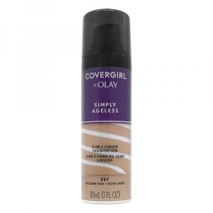 Covergirl Simply Ageless 3-In Golden Tan Liquid Foundation