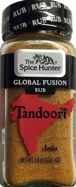 The Spice Hunter Tandoori Rub