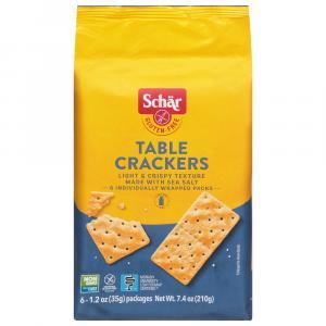 Schar Gluten Free Table Crackers
