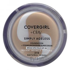 Covergirl Simply Ageless Foundation Natural Ivory