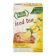 True Lemon Lemon Iced Tea Sticks