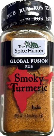 The Spice Hunter Smoky Turmeric Rub