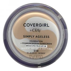 Covergirl Simply Ageless Foundation Classic Ivory