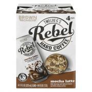 Brown Bomber Hard Latte Mocha