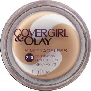 Covergirl Simply Age Foundation 220