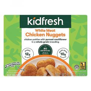 Kidfresh Super Duper Chicken Nuggets