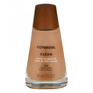 Covergirl Clean Liquid 150