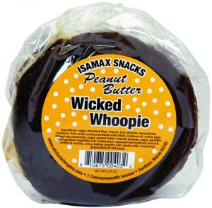 Isamax Peanut Butter Wicked Whoopie Pie