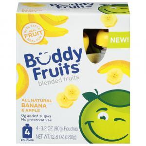 Buddy Fruits Original Apple & Banana
