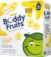 Buddy Fruits All Natural Banana Apple