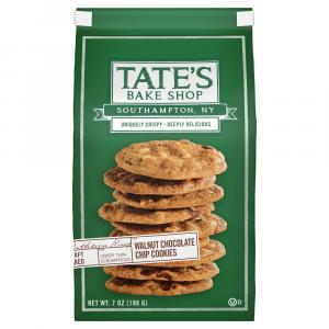 Tate's Bake Shop Chocolate Chip Walnut Cookies