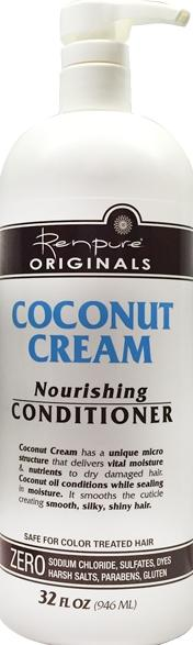 Renpure Coconut Cream Conditioner