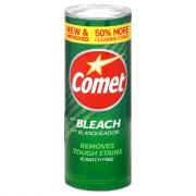 Comet Cleanser With Bleach