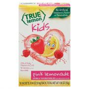 True Lemon Kids Pink Lemonade Sticks
